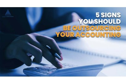 5 Signs You Should Be Outsourcing Your Accounting